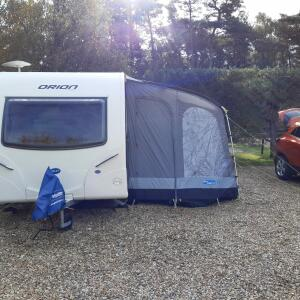 Lady Bailey Caravans 5 star review on 21st October 2020