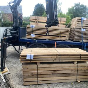 The Luxury Wood Company 5 star review on 15th September 2021