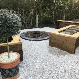 Decorative Aggregates 5 star review on 8th December 2020