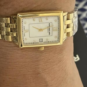 Raymond Weil 5 star review on 18th August 2021