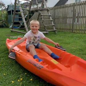 Canoe & Kayak Store 5 star review on 15th June 2021