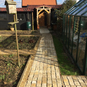 Infinite Paving Ltd 5 star review on 11th March 2019