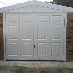 Arridge Garage Doors 5 star review on 4th August 2020