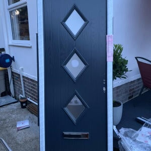 Just Value Doors Ltd 5 star review on 31st July 2019