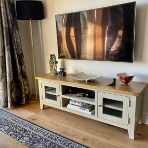 Chiltern Oak Furniture 5 star review on 30th January 2021