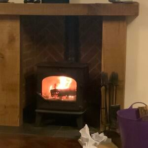 Dalby Firewood 5 star review on 26th November 2020