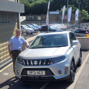 Colin Appleyard LTD 5 star review on 19th July 2021