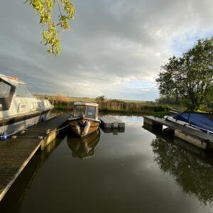 Waveney River Centre 5 star review on 23rd May 2021