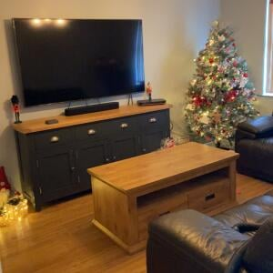 Chiltern Oak Furniture 5 star review on 8th January 2021