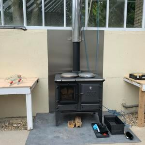 Direct Stoves 5 star review on 15th June 2021