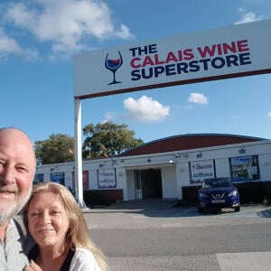 The Calais Wine Superstore 5 star review on 17th September 2017