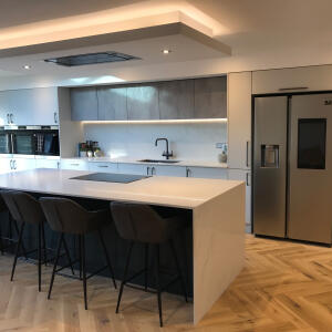 Kitchens & Bedrooms for DIY 5 star review on 18th February 2020