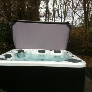 The Hot Tub Company 5 star review on 24th September 2018