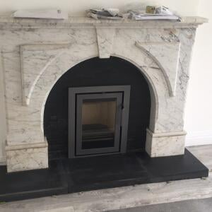 Manor House Fireplaces 5 star review on 25th October 2019