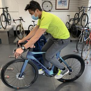 Swinnerton Cycles 5 star review on 18th May 2021