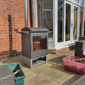 Calido Logs and Stoves 5 star review on 17th April 2021