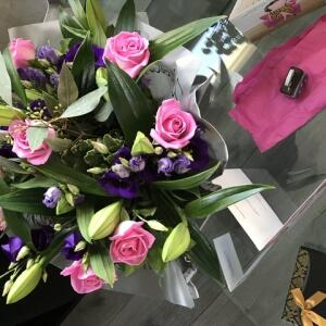 Williamson's My Florist 5 star review on 3rd November 2019
