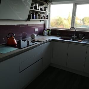 Cambridge Kitchens 5 star review on 2nd January 2019