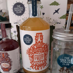 The Cocktail Pickers Club  5 star review on 18th February 2021