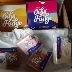 The Ochil Fudge Pantry 5 star review on 27th January 2021