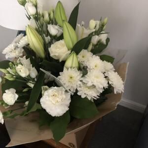 Williamson's My Florist 5 star review on 12th June 2021