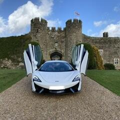 Supercar Experiences Ltd 5 star review on 10th February 2020