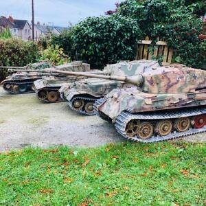 Panzerwrecks Limited 5 star review on 11th January 2021