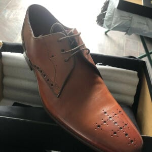 Charles Hobson Menswear 5 star review on 22nd August 2020