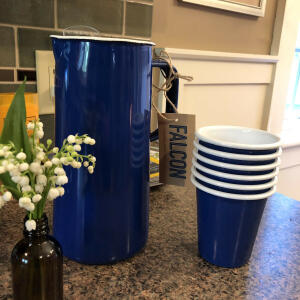 Falcon Enamelware 5 star review on 21st May 2021