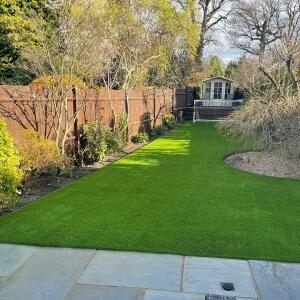 Easigrass Distribution Ltd 5 star review on 16th April 2021