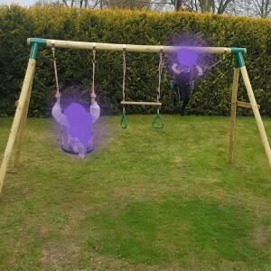 Outdoor Toys 5 star review on 4th May 2021