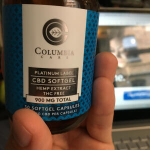 Columbia Care 5 star review on 13th July 2021