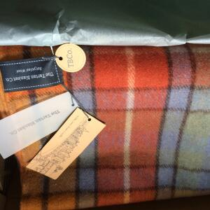 The Tartan Blanket Co. 5 star review on 18th April 2020