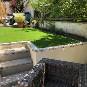 LazyLawn 5 star review on 22nd July 2021