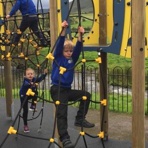 Playdale Playgrounds  5 star review on 13th October 2020