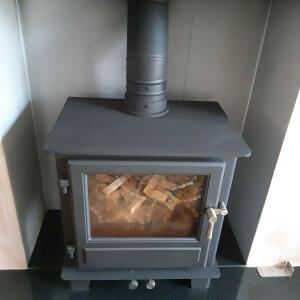 Calido Logs and Stoves 5 star review on 3rd August 2021