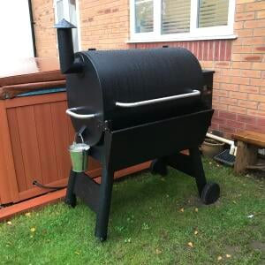 BBQ World 5 star review on 27th October 2020