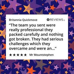 Britannia Quickmove  5 star review on 13th February 2020