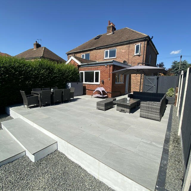 Paving Superstore 3 star review on 6th August 2021
