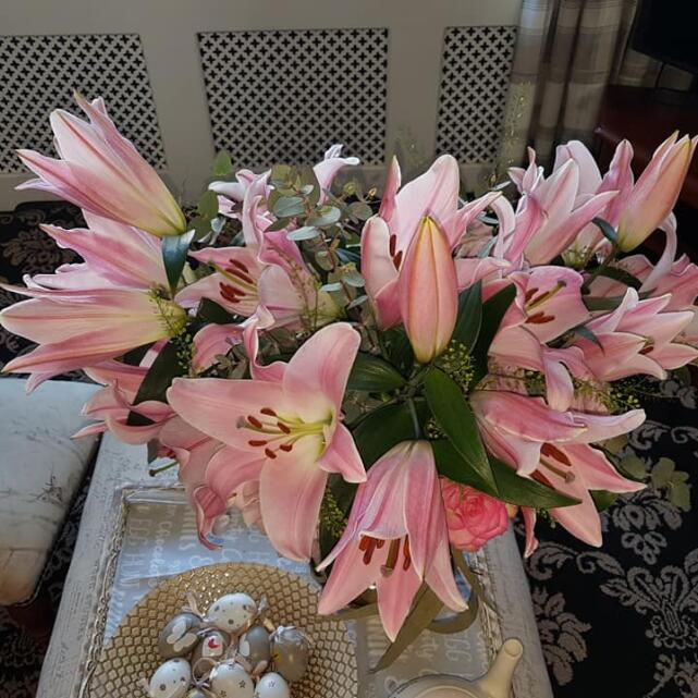 Verdure Floral Design Ltd 5 star review on 18th April 2020