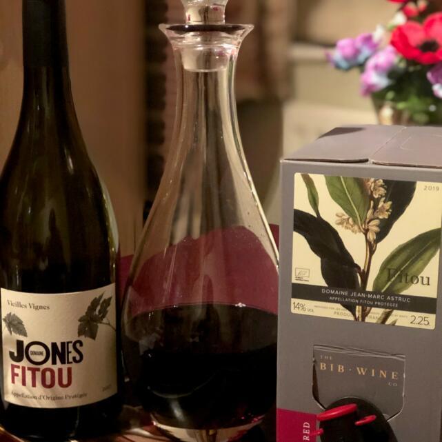 The BIB Wine Company 5 star review on 30th November 2020