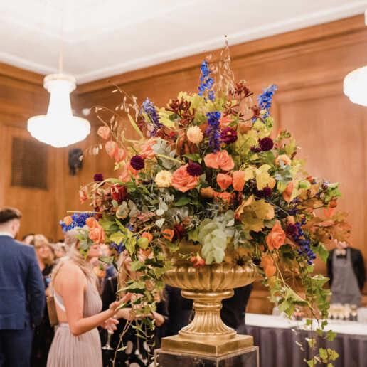 Verdure Floral Design Ltd 5 star review on 21st January 2020