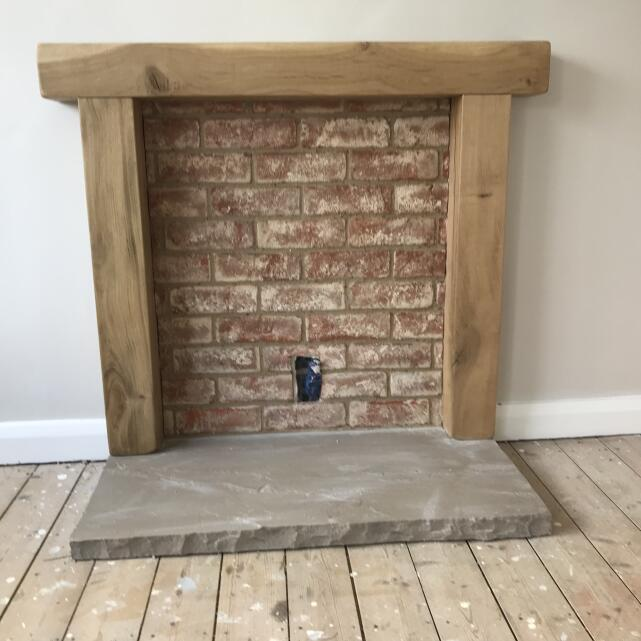 Reclaimed Brick-Tile 5 star review on 24th May 2019