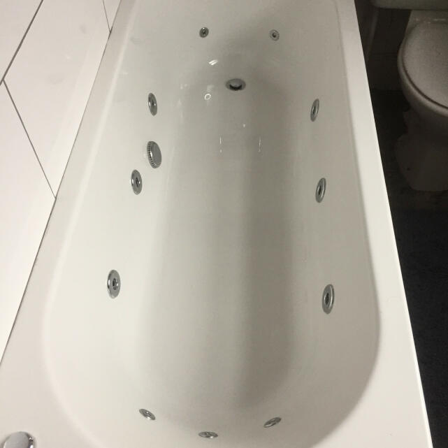 The Whirlpool Bath Shop 5 star review on 30th October 2020