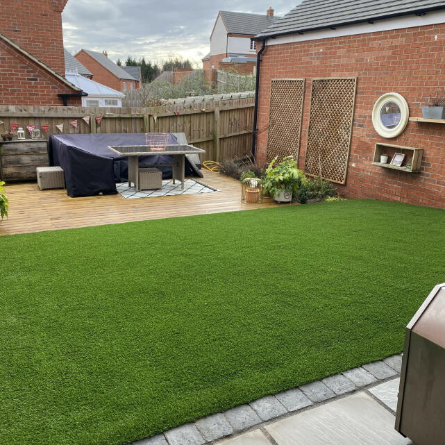 LazyLawn 5 star review on 22nd February 2021