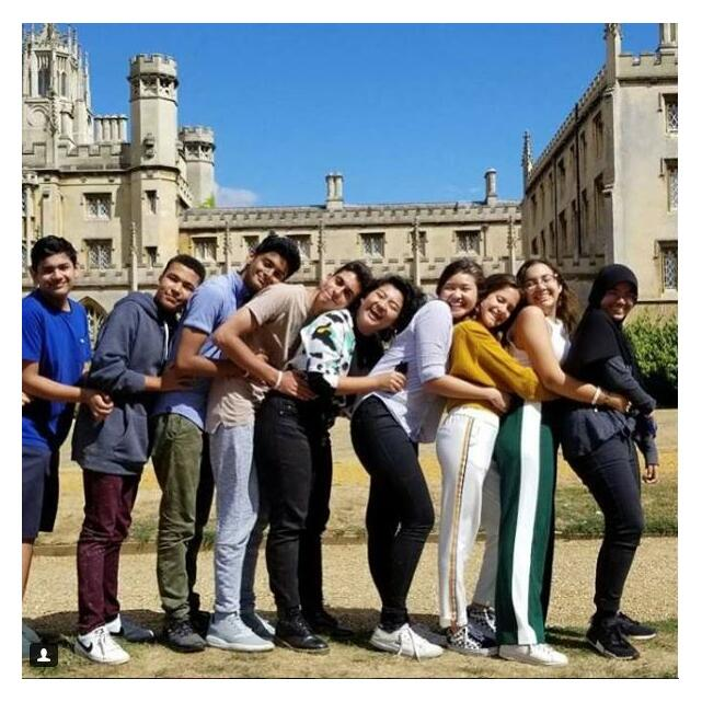 Oxford Scholastica Academy 5 star review on 15th August 2018