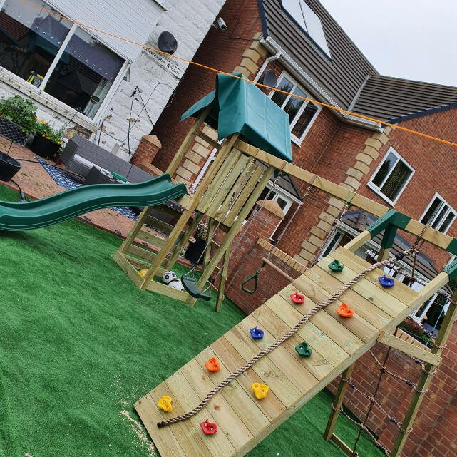 Outdoor Toys 5 star review on 19th June 2021