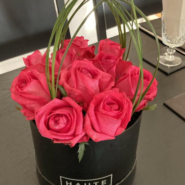 Haute Florist 5 star review on 24th January 2021