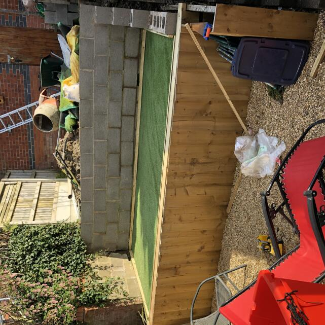 Artificial Grass Direct 4 star review on 4th April 2019