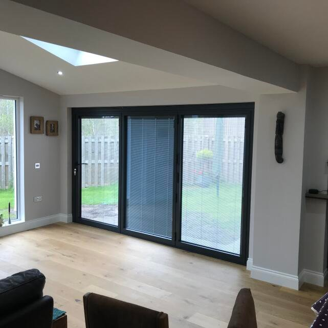 Express Bi Folding Doors Glasgow 4 star review on 22nd August 2019